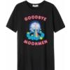 Kép 1/5 - RICK & MORTY - Moonmen   grafikás férfi póló