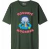 Kép 3/5 - RICK & MORTY - Moonmen   grafikás férfi póló