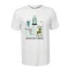 Kép 1/3 - RICK & MORTY - OPERATION PHOENIX grafikás férfi póló