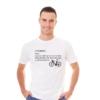 Kép 3/4 - CYCOPATH   bicikli mintás férfi póló