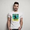 Kép 1/4 - Downhill   bicikli mintás férfi póló