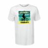 Kép 3/4 - Downhill   bicikli mintás férfi póló