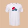 Kép 2/4 - Japán hullámok | grafikás férfi póló