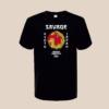 Kép 1/4 -  Vad sárkány   grafikás férfi póló
