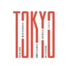 Kép 2/5 - Tokyo letter  | grafikás női póló
