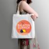 Kép 1/3 - BALATON SUMMER | grafikás vászontáska