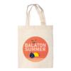 Kép 2/3 - BALATON SUMMER | grafikás vászontáska