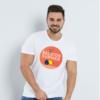 Kép 1/4 - BALATON SUMMER | grafikás férfi póló