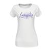 Kép 2/4 - Lavender paca | grafikás női pamutpóló
