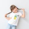 Kép 3/4 - Limonádé - summer time   grafikás lány pamutpóló