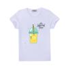 Kép 1/4 - Limonádé - summer time   grafikás lány pamutpóló