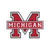 Kép 3/4 - Michigan  university stílusú fiú póló