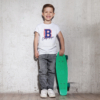 Kép 3/4 - Brooklyn College League |university stílusú fiú póló