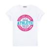 Kép 2/4 - Athletic |vintage university stílusú lány póló