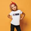 Kép 1/4 - GRL PWR |university stílusú lány póló