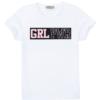 Kép 2/4 - GRL PWR |university stílusú lány póló