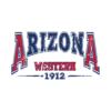 Kép 1/4 - Arizona | vintage university stílusú női póló