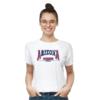 Kép 3/4 - Arizona | vintage university stílusú női póló