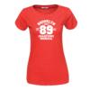 Kép 8/10 - Brooklyn 89  university stílusú női póló