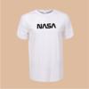 Kép 2/4 - NASA | grafikás férfi pamutpóló