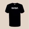 Kép 3/4 - NASA | grafikás férfi pamutpóló