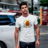 Kép 2/5 - SCARY JACK | grafikás férfi póló