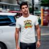 Kép 1/5 - Deadly pleasure | grafikás férfi póló