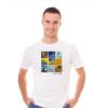 Kép 1/4 - Van Gogh 9 festménye | grafikás férfi póló