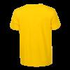 Kép 3/4 - Férfi pamut póló   citromsárga