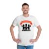 Kép 1/4 - Legénybúcsú    grafikás férfi póló