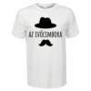 Kép 2/4 - AZ IVÓCIMBORA   grafikás férfi póló