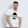 Kép 3/4 - AZ IVÓCIMBORA   grafikás férfi póló