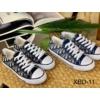 Kép 2/4 - Női mintás vászon cipő XBD-11 | Női cipő