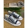 Kép 1/4 - Női mintás vászon cipő XBD-11 | Női cipő