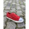 Kép 4/8 - Női csipkés vászon cipő XBD-3   Női cipő