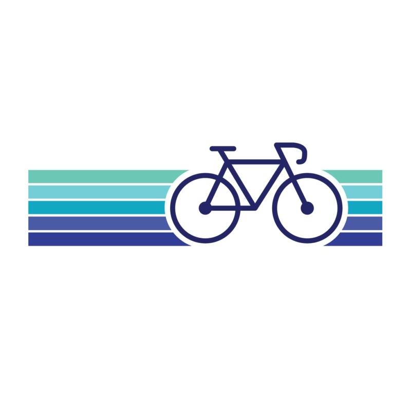 SzÍnes bicikli | bicikli mintás férfi póló