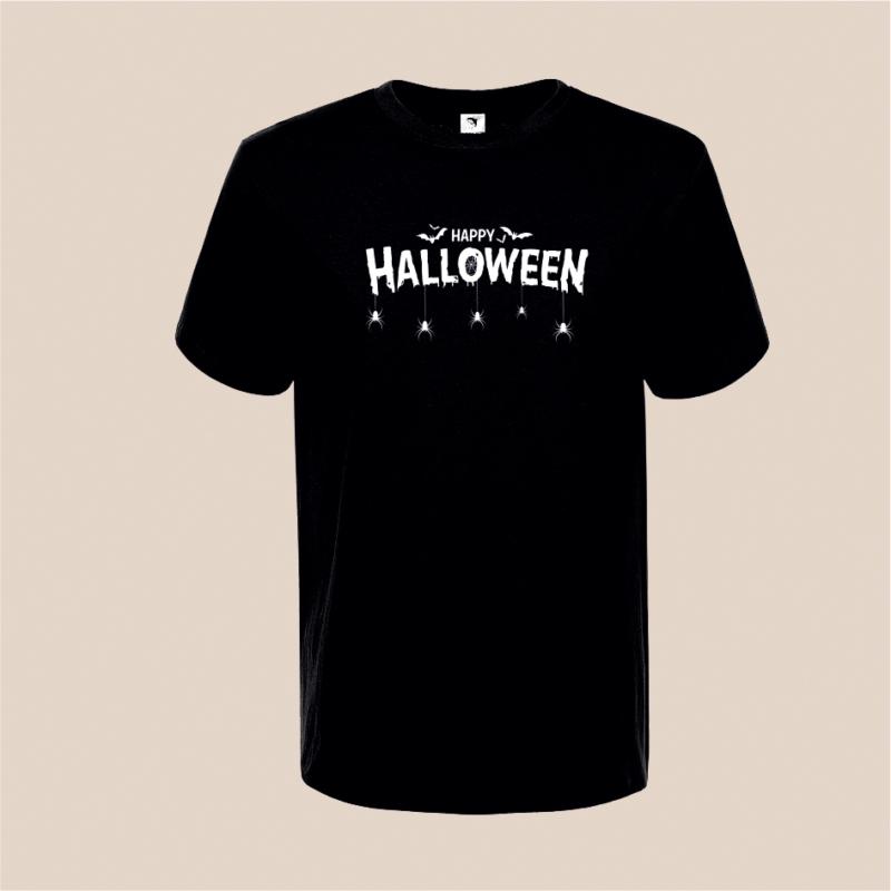 Happy halloween | grafikás férfi póló