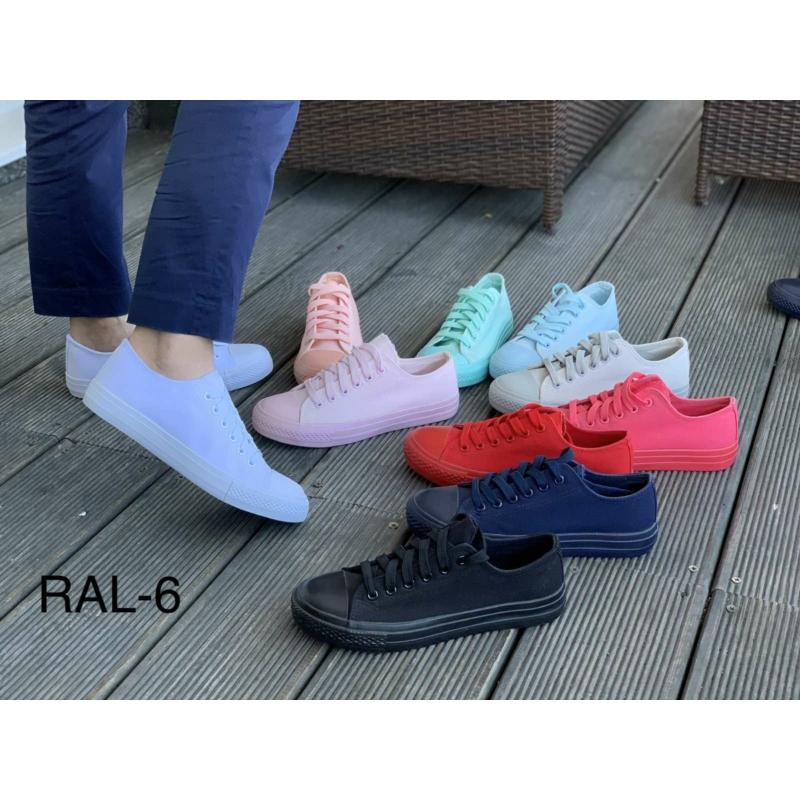 Női vászon cipő RAL-6   Női cipő