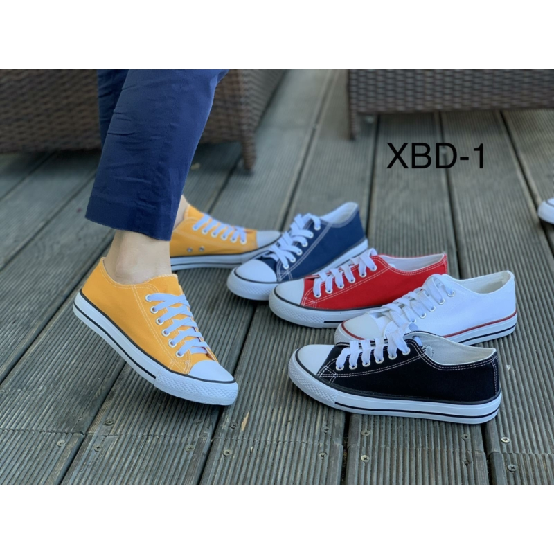 Női Vászon utcai cipő XBD-1   Női cipő