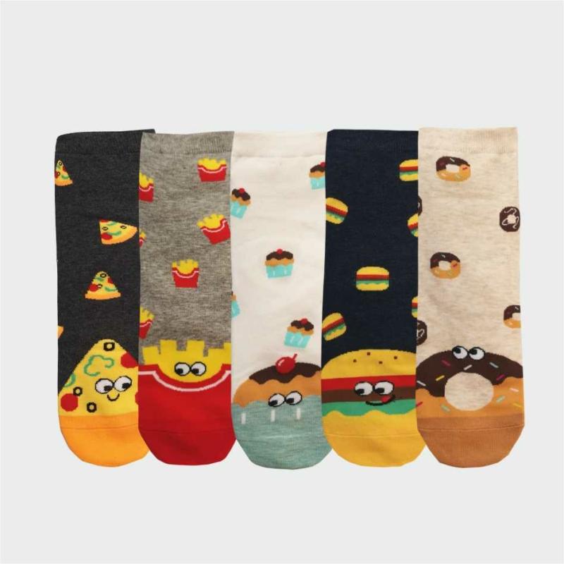 Női vidám muffin zokni   Női VIDAM ZOKNI